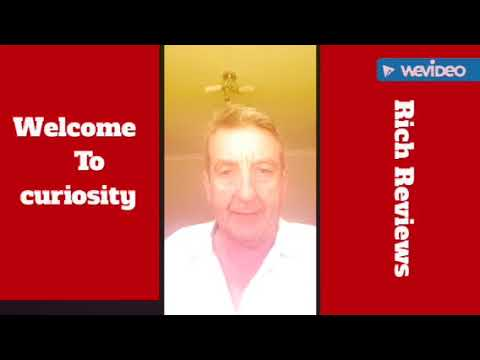 """Download """"Welcome to curiosity"""" 2018  Movie Review ( great little British movie )  by Rich Reviews Gary Rich"""