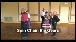 Video Square Dance Lessons - Plus Lesson #5