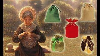 Выберите мешочек и узнайте, какое предсказание вам приготовила старая волшебница