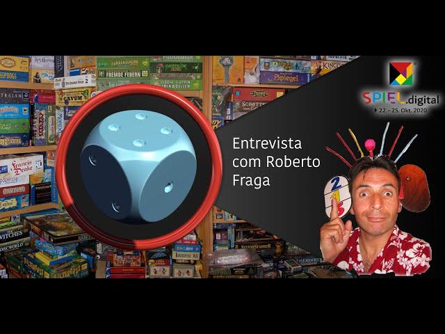 Entrevista com Roberto Fraga