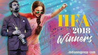 IIFA Awards 2018 Winners List | Tumhari Sulu | Sridevi | Irrfan Khan