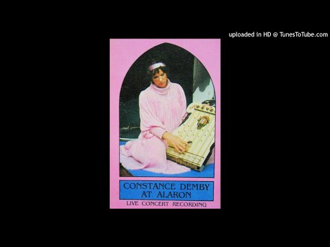 Constance Demby - Sacred Space Music (Excerpt - Live at Alaron Center)