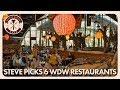 Steve Picks Six Walt Disney World Restaurants | Disney Dining Show | 05/04/18