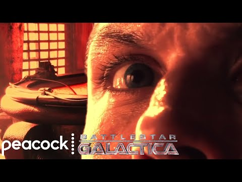 Battlestar Galactica: Razor | Adama In The First Cylon War