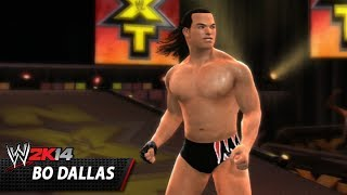 WWE 2K14 Community Showcase: Bo Dallas (PlayStation 3)