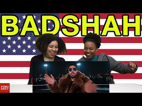 "Badshah ""Mercy"" • Fomo Daily Reacts"