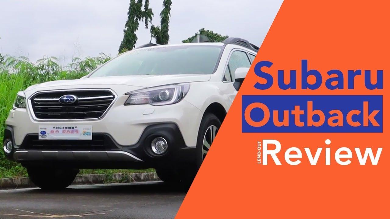 2018 Subaru Outback 3.6 RS Eyesight Car Review