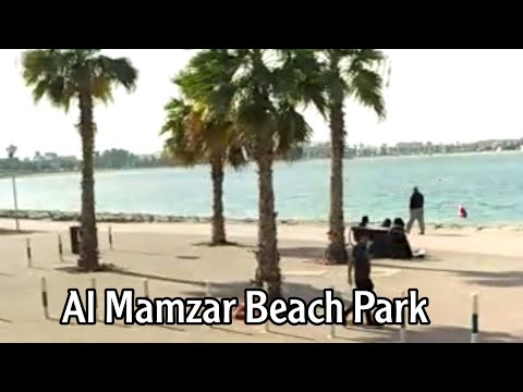 A Glimpse of Al Mamzar Beach Park View (Dubai)/Levay Vlog