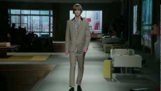 PRADA FALL/WINTER 2011 MEN'S ADVERTISING CAMPAIGN: BEHIND THE SCENES