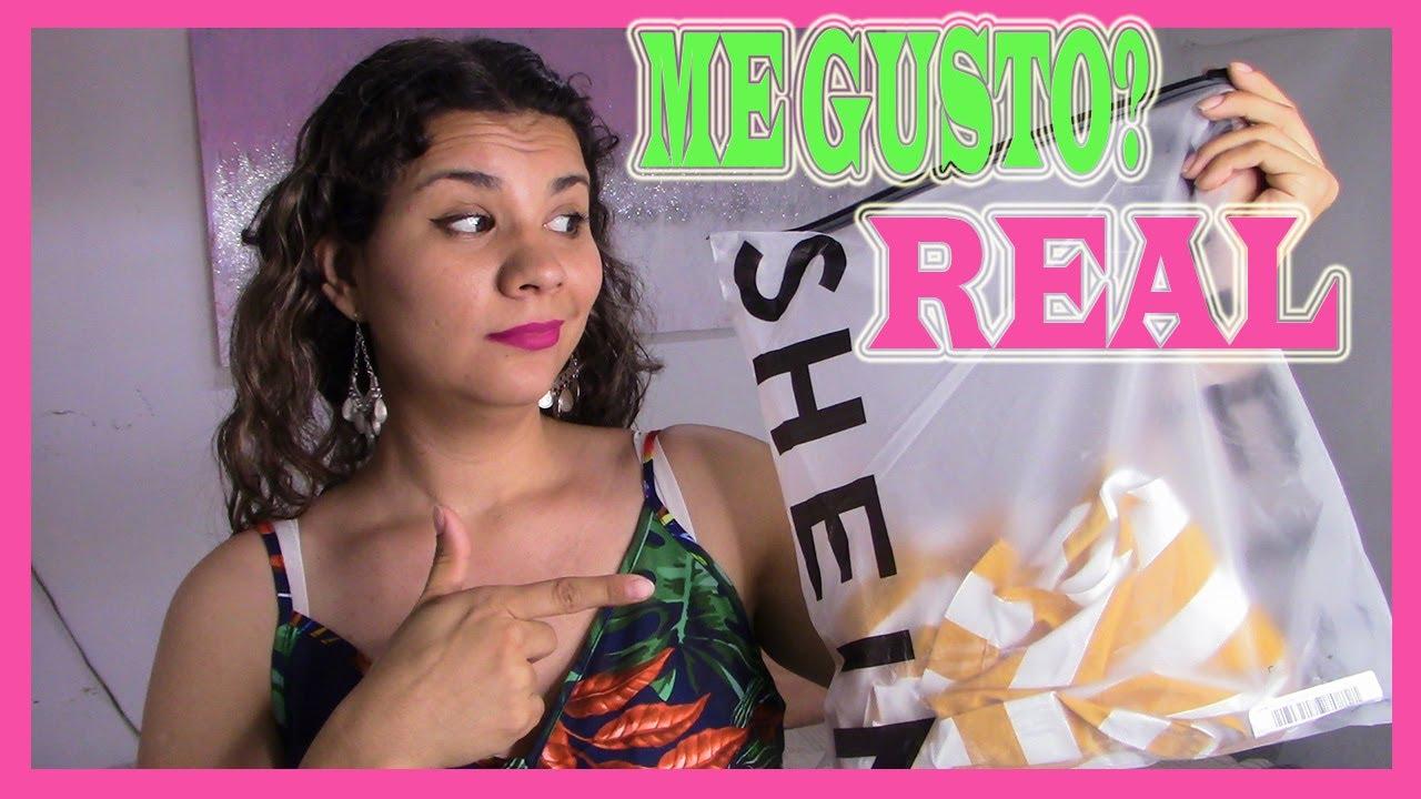 MI PRIMER PEDIDO EN SHEIN/MI EXPERIENCIA REAL/OPINION REAL DE LAS PRENDAS Y EL PEDIDO
