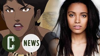 ends of Tomorrow Finds Its Vixen in Maisie Richardson-Sellers