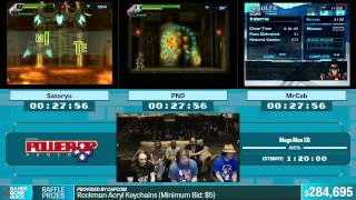 Mega Man X8 by Satoryu, PND, MrCab in 1:05:56 - Summer Games Done Quick 2015 - Part 52