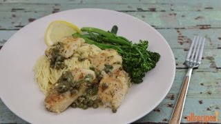 Chicken Recipes - How To Make Lemon Chicken Picatta