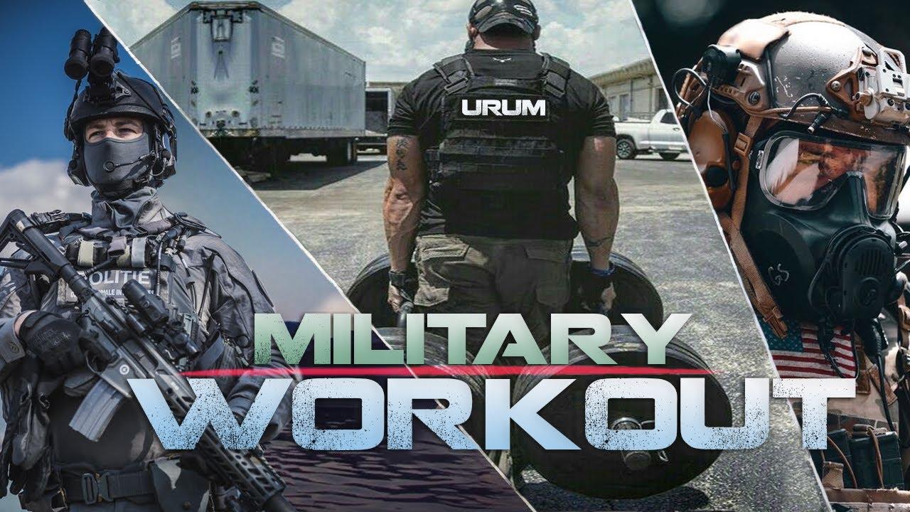 ENERGY ⚡ Military Workout Motivatin ᴴᴰ