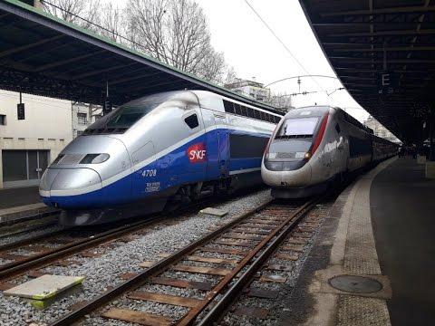 FR#180 - Circulations exceptionnelles en gare de Paris-Est - 18/03/17