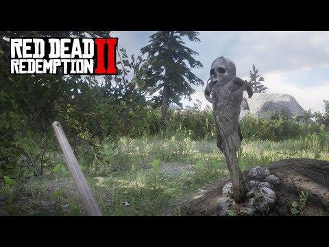 Vikingos en Red Dead Redemption 2 - Misterios en español - Jeshua Games thumbnail