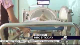 Hyperbaric Centers of Texas featured on television - November 28th, 2012