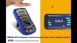 Многофункциональные цифровые мультиметры OWON с bluetooth и True RMS(, 2015-09-24T12:46:57.000Z)