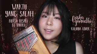 Waktu yang Salah - Fiersa Besari ft Thantri - Kalimba - Friska Ganadhi - Tab link on the desc