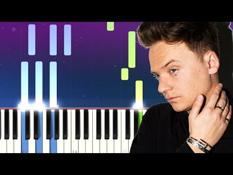Conor Maynard - Hate How Much I Love You (Piano Tutorial)