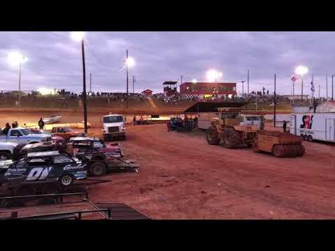 Cherokee Speedway 11/18/2017