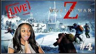 WELCOME TO MOSCOW!! | World War Z Game Episode 4!