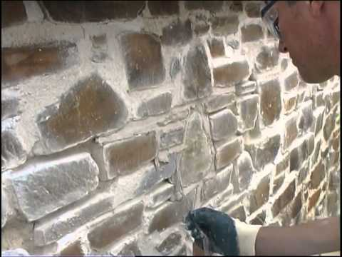 Lime Pointing | How to Re-Point with Lime Mortar | Guide