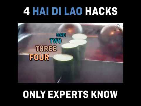 4 Hai Di Lao Hacks Only Experts Know