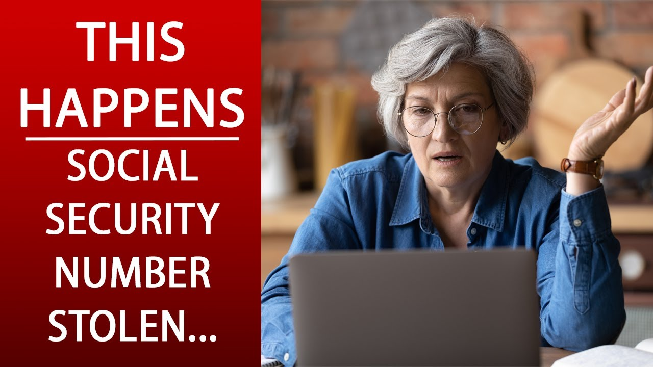 What REALLY Happens When Your Social Security Number is Stolen?