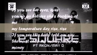 P-Square - Chop My Money Remix Ft. Akon, MayD Lyrics