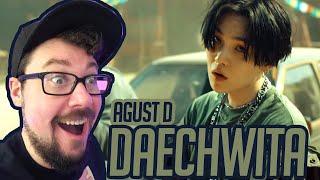 Download lagu Mikey Reacts to Agust D '대취타' MV (Daechwita)