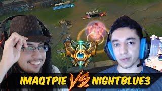 IMAQTPIE vs NIGHTBLUE3 | VAYNE vs LEE SIN | Full Game Highlights