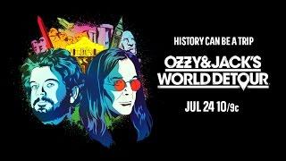 Ozzy & Jack's World Detour - Tank Teaser