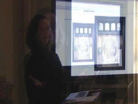 Golos Lecture Series - Women's Experimental Cinema