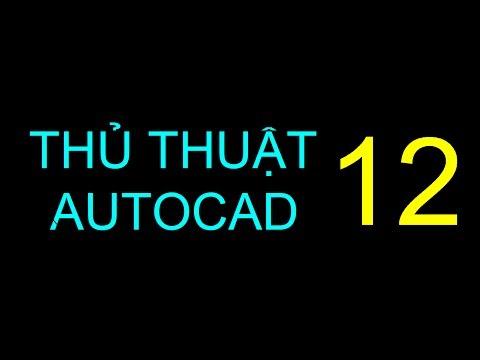 Thủ thuật AutoCad 12 - Cách tự tạo Máy in theo khổ giấy, tự động căn lề chuẩn
