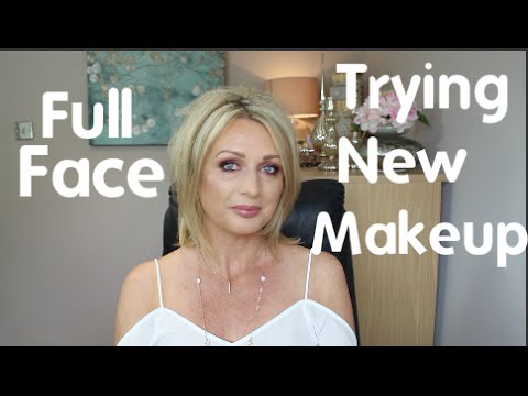 TRYING NEW MAKEUP   CHATTY GRWM