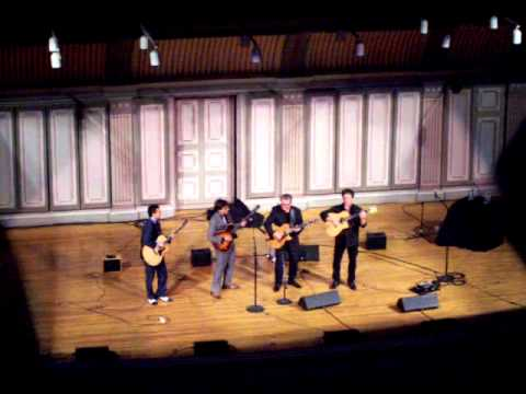 Great Guitars at the Troy Savings Bank Music Hall
