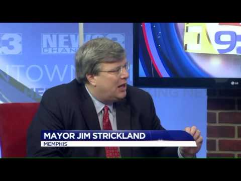 Mayor Jim Strickland on moving Memphis forward in 2017