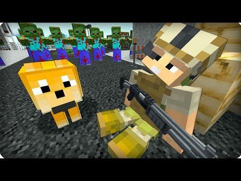 ❌Мы провалили задание [ЧАСТЬ 31] Зомби апокалипсис в майнкрафт! - (Minecraft - Сериал)
