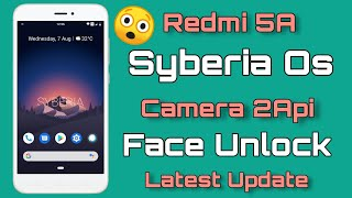 PixysOs On Redmi 5A Android 9 0 Pie | Face Unlock & Android