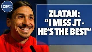 Zlatan Ibrahimovic |