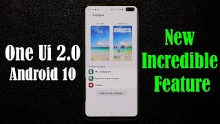 One UI 2.0 brings INCREDIBLE Feature to Galaxy S10+ (coming to Note 10 soon)