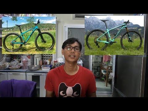 bikeday tech : รถเสือภูเขา(mtb) มีกี่แบบ เลือกแบบไหนดี