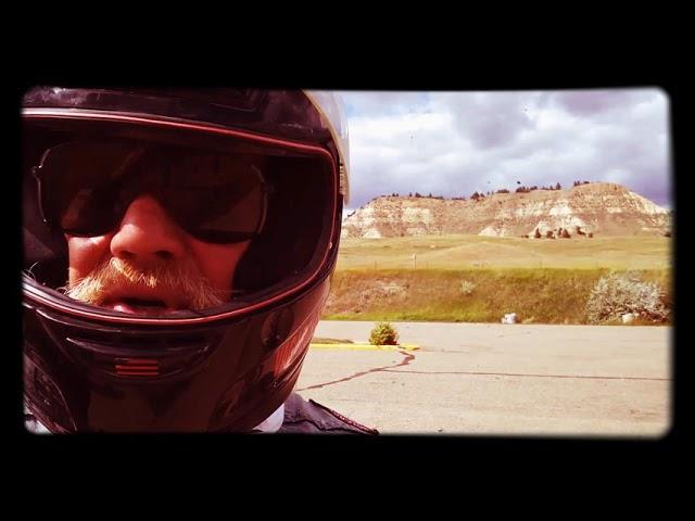 Montana Motorcycle Camping