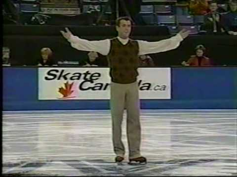 Brian Orser - Somewhere in Time