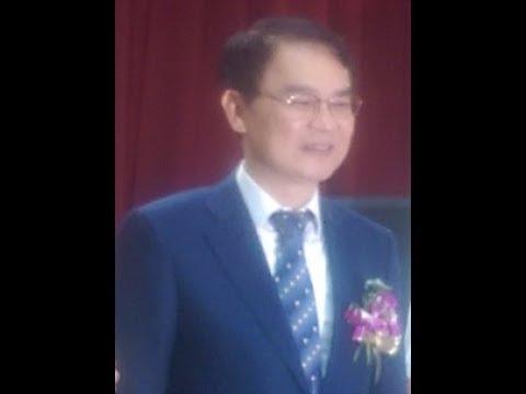 a0drtai會員大會NOU校長陳松柏Pro.Chen, the chancellor