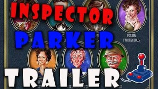 Inspector Parker Puzzle Game | FreeGamePick