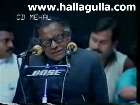 Khumar Barabankvi - Na Hara Hai Ishq Aur Na Duniya Thaki Hai_clip1.wmv
