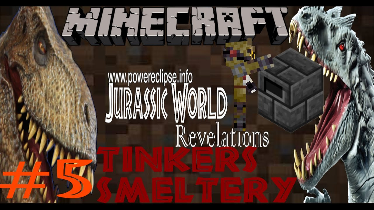 how to make a tinkers smeltery