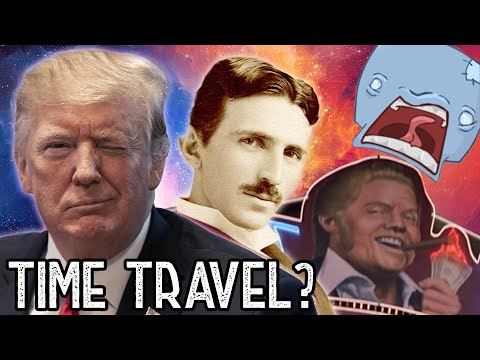 Is Trump a Time Traveler?